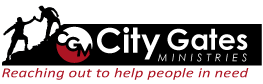 City Gates Ministries logo